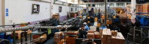 M&M Automatic Manufacturing Floor