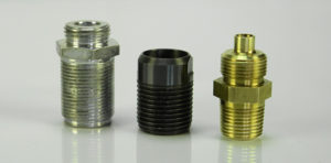 Three Machining Parts