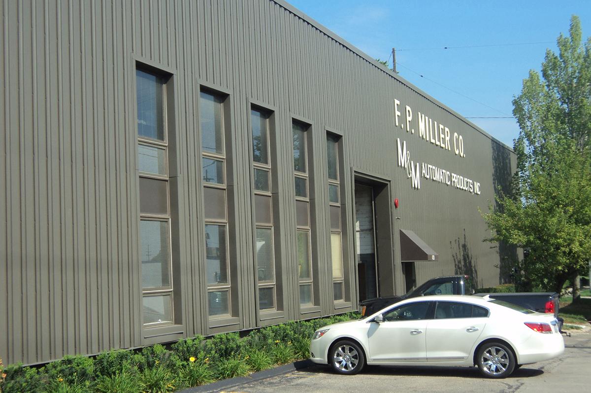 M&M Automatic Building