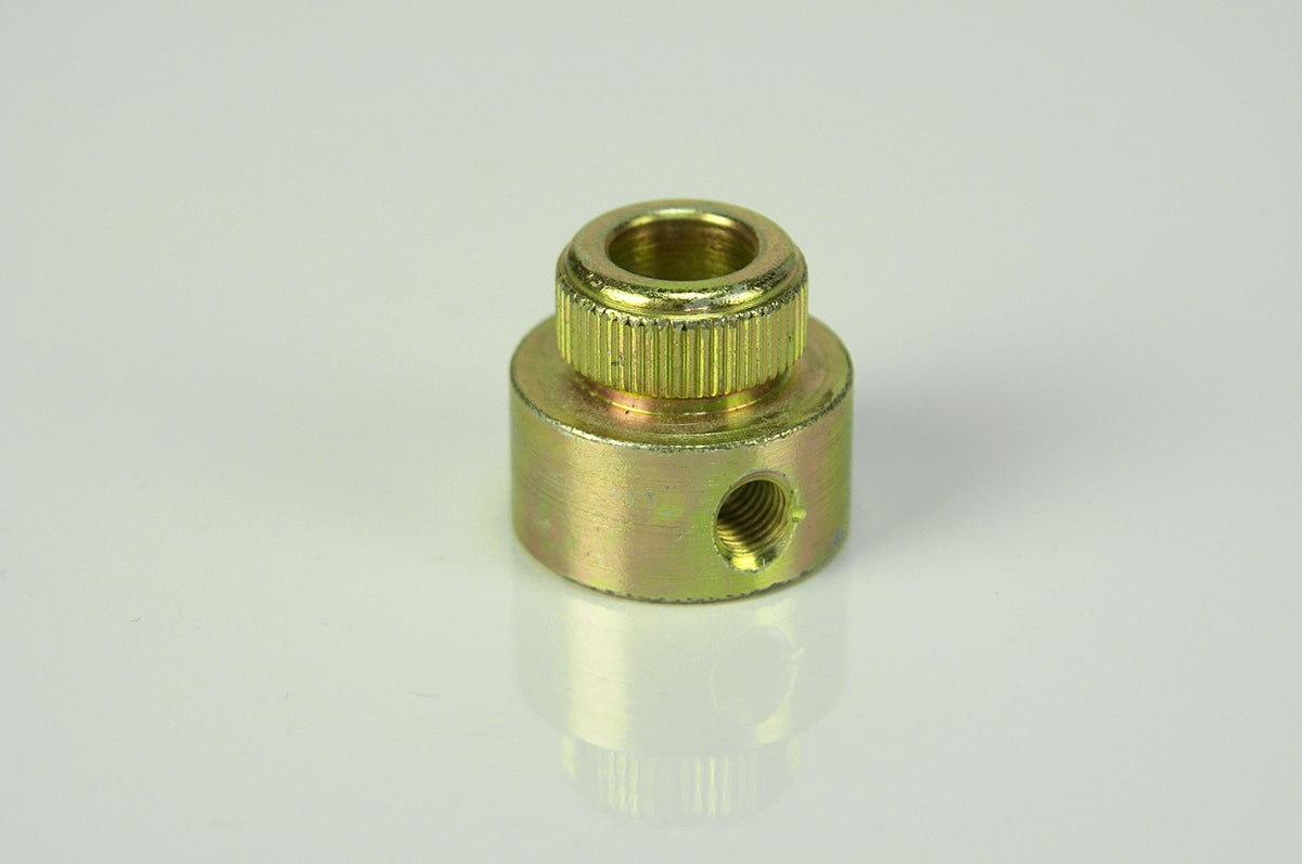 Brass M&M Automatic Milling Part