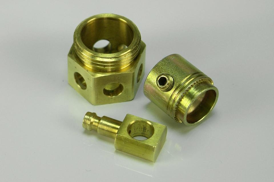 CNC Milling - CNC Machining   M & M Automatic Products