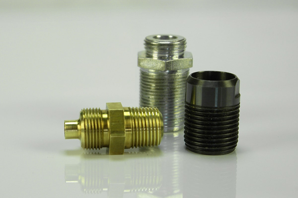 M&M Automatic 3 Screw Parts in Various Colors