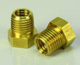 M&M Automatic Plug Brass
